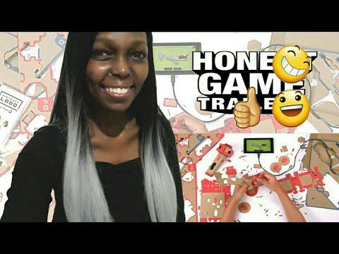 NINTENDO LABO (Honest Game Trailers) Reaction!