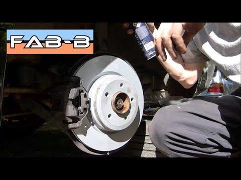 comment changer les disques et plaquettes de freins arri re sur bmw e90 youtube. Black Bedroom Furniture Sets. Home Design Ideas
