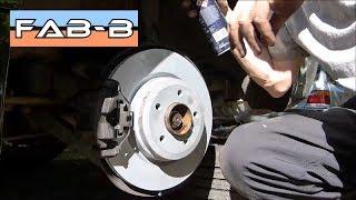 Comment changer les disques et plaquettes de freins arrière sur BMW E90