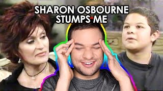 Sharon Osbourne Interviews Me as a Child (CRINGE!) - Awkward Talk Show Moment