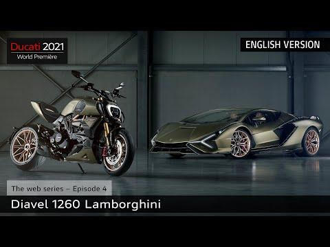 Ducati World Première Episode 4 | Diavel 1260 Lamborghini (ENG)