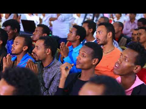 Kale Awadi spiritual Tv program : new year Gubae zelalem mezmur
