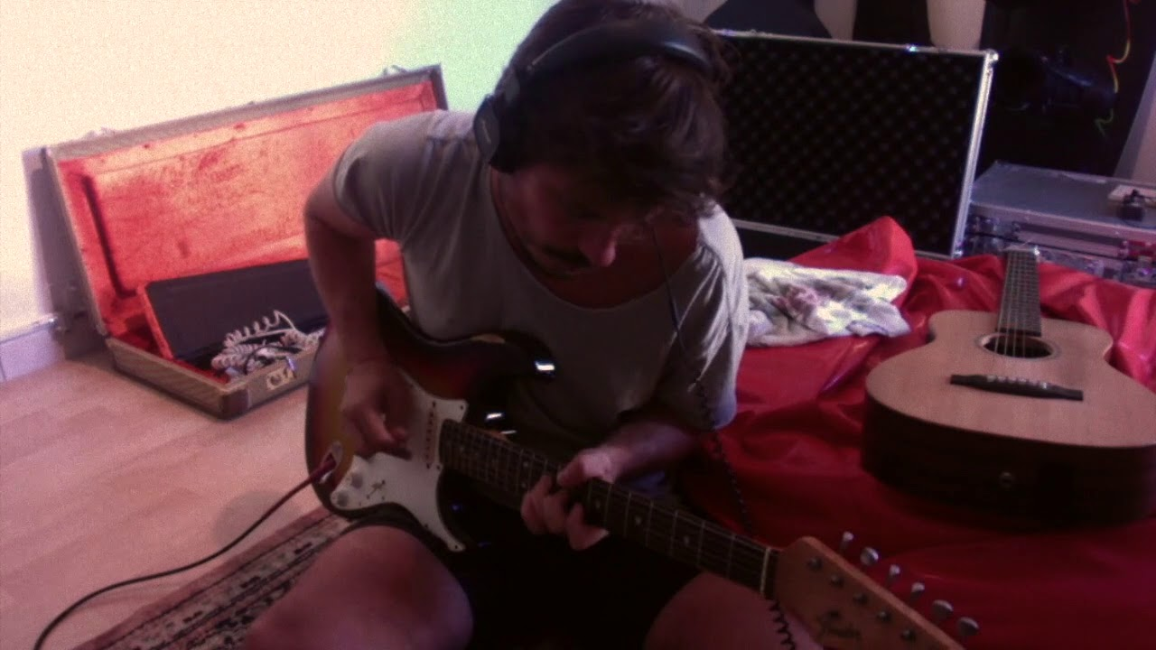 Frusciante bedroom lick tab