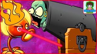 Игра Зомби против Растений  2 от Фаника Plants vs zombies 2 (18)