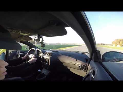 Alfa Romeo GT Q2 150cv/260cv by Engine Performance on board Vallelunga