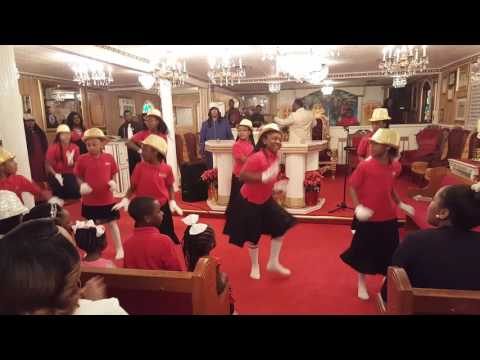 The Alabama Gurlz Heaven Belongs To You Praise Dance!!