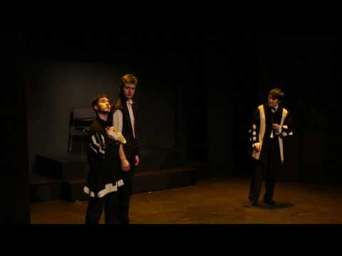 Hamlet - Act 2 Scene 2 - Welcome, dear Rosencrantz and Guildenstern!