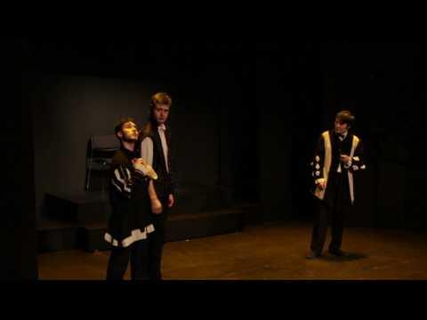 Hamlet - Act 2 Scene 2 - Welcome, dear Rosencrantz and Guildenstern!