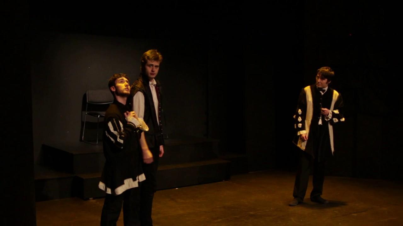 hamlet act 2 scene 2 questions
