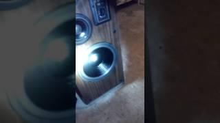 Infinity sm115 speakers part 2