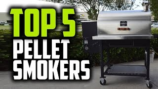 Best Pellet Smokers in 2018 - Which Is The best Pellet Smoker?