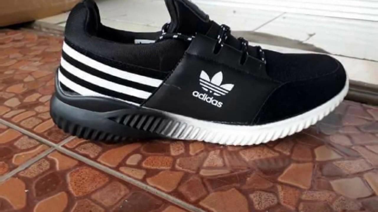 082281447399(telkomsel)sepatu import original - YouTube