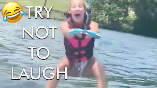 [2 HOUR] Try Not to Laugh Challenge! Funny Fails 😂 | Fails of March | Fun Videos | AFV
