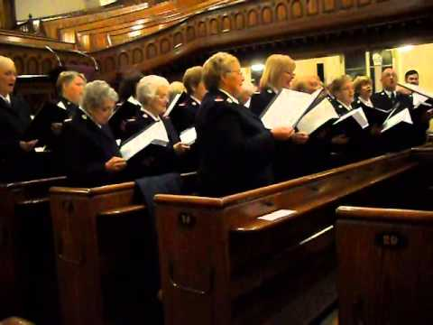 Morriston Citadel Songsters - I've Been Changed