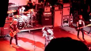 "The Transplants performing ""DJ DJ"" Live 2 the Warfield in San Francisco on Saturday August 3, 2013"