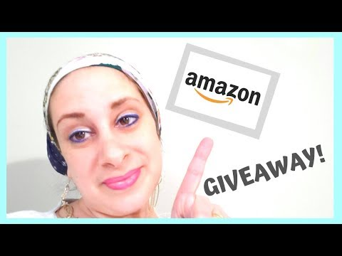 100 SUBSCRIBERS / $20 AMAZON GIFT CARD / GIVEAWAY