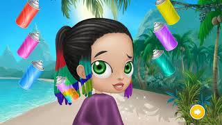 BFF World Trip Hawaii - Play Super Cool Makeover Games For Girls