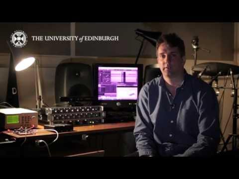 James Hopgood: Acoustic Sensing
