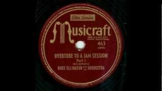 Overture to a Jam Session