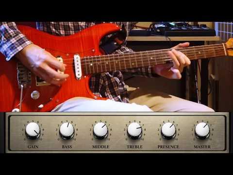 BIAS AMP2でかっこいいリードギターの音を作る方法
