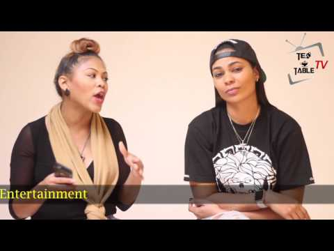 DJ Shante' Williams | On The Rise To FAME | Exclusive Interview | Tea Table Tv