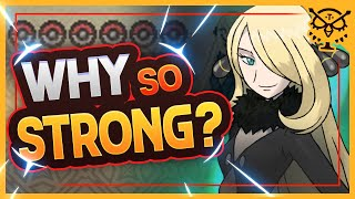 Why Cynthia Is The BEST Champion!
