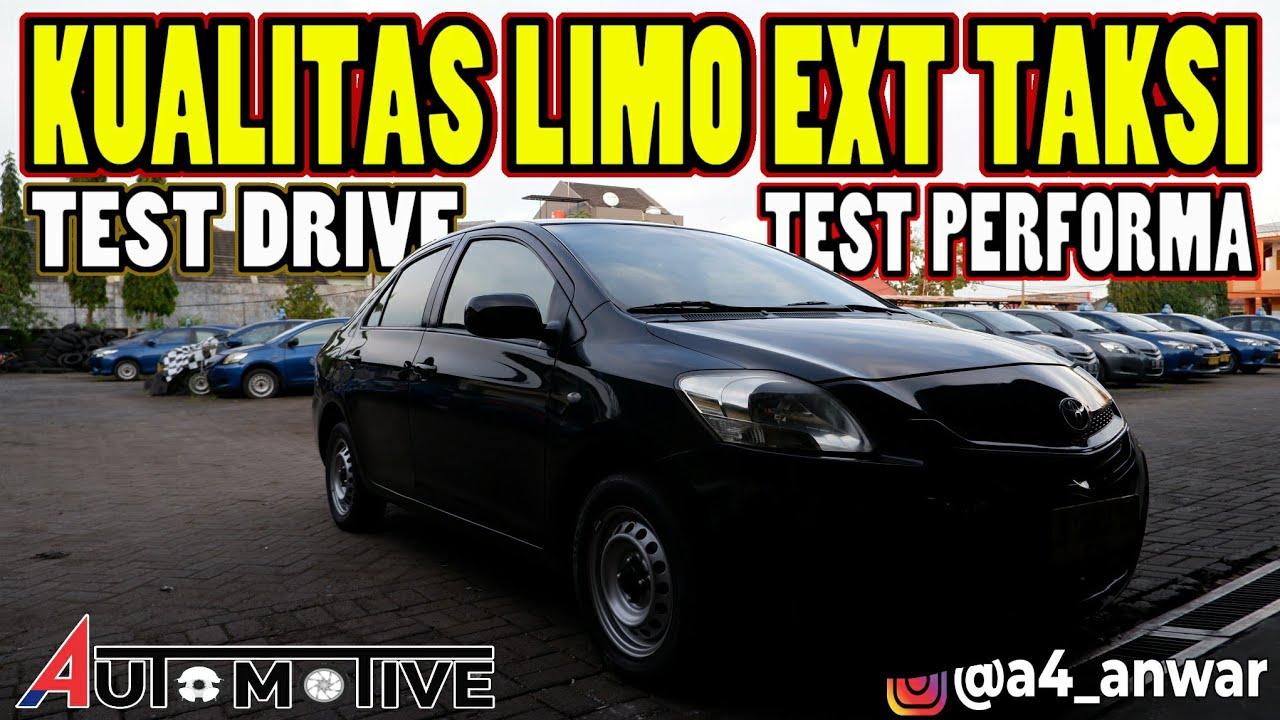 Kualitas Vios Limo Ext Taksi 55 Juta An Youtube