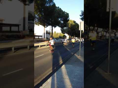 Run As one : Alpha Megha Nicosia(9)