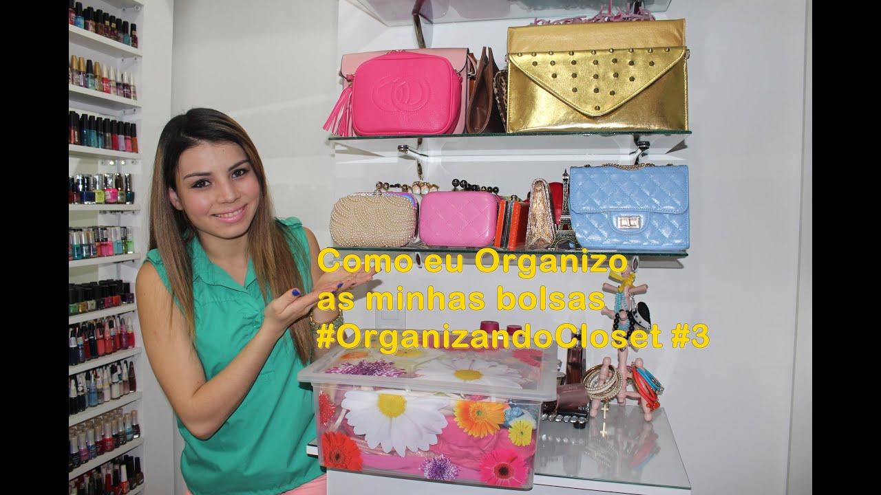 Como organizar bolsas organizandocloset 3 youtube - Ideas para organizar armarios ...
