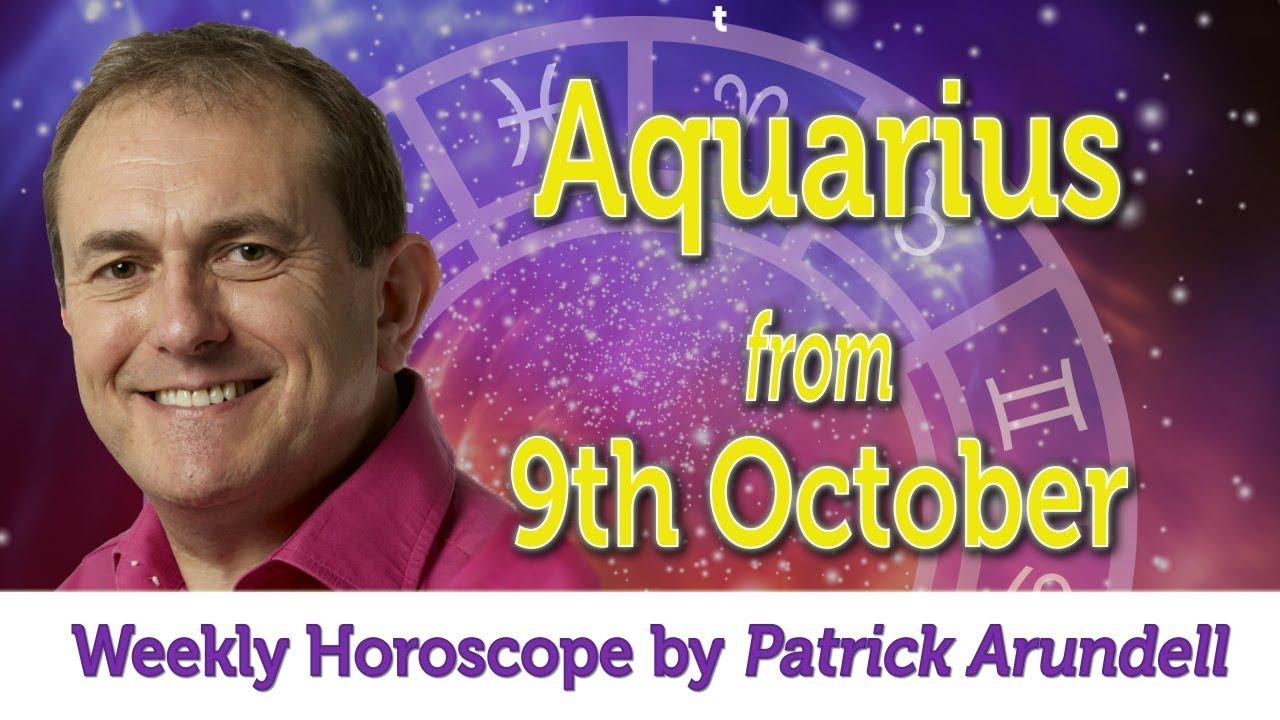 Aquarius Monthly Horoscope