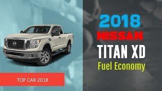 2018 Nissan Titan XD Fuel Economy Review   Copy