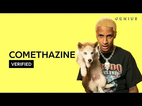 Comethazine 'Walk' Official Lyrics & Meaning | Verified