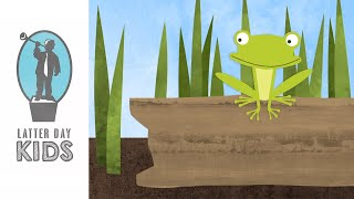 Franklin the Frog | Animated Scripture Lesson for Kids