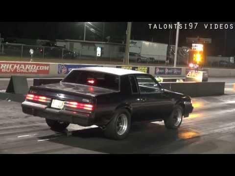 Best Burnout Party Buick Grand National
