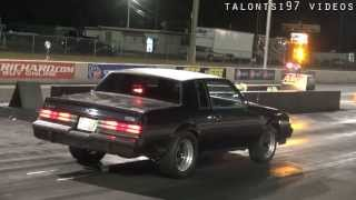 Big Turbo Grand National making some test hits