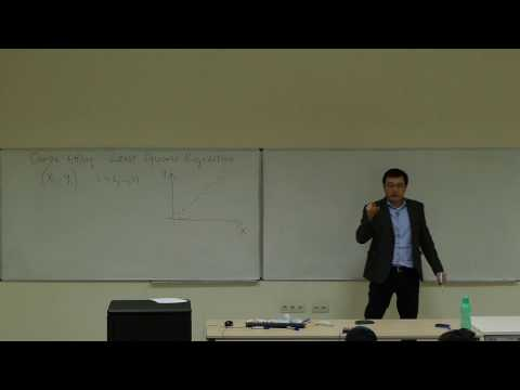 Computational Physics Lecture 16, General Linear Least Squares Regression and Non-Linear Regression