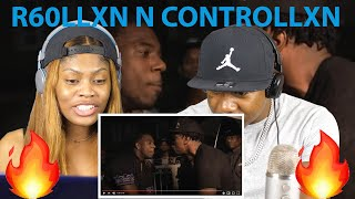 DUSTY LOCANE - R60LLXN N CONTROLLXN FREESTYLE (Official Video) REACTION
