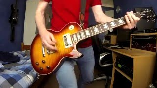 Crazy Train - Ozzy Osbourne Guitar Cover
