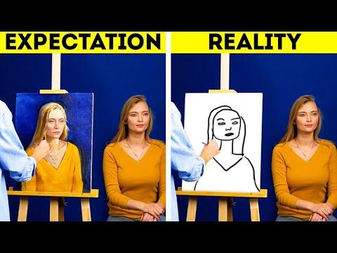 22 СУПЕР-ЛАЙФХАКА ДЛЯ ЮНЫХ ХУДОЖНИКОВ