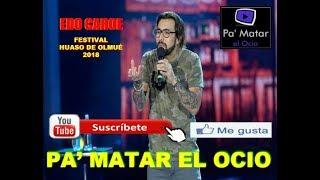 Edo Caroe  Humor Festival del Huaso de Olmué 2018