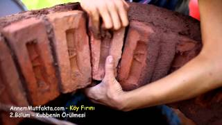 2nd Epi- Wood fired brick oven- Building dome