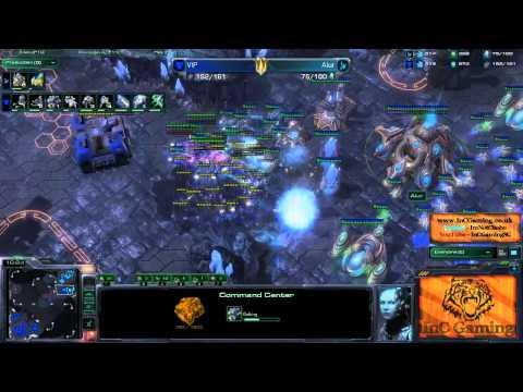 Auir(P) vs VIP(T) NA InC Gaming Tryouts Quarter Finals (Full Set)