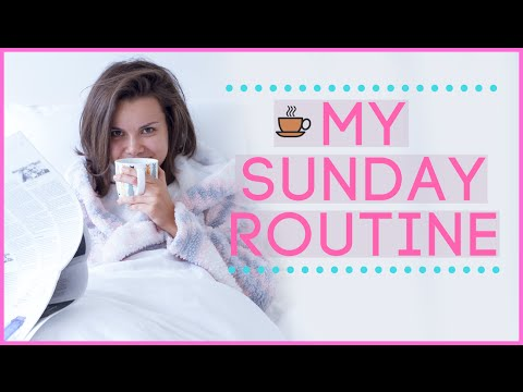 Make My Sunday Routine ◈ Ingrid Nilsen Pics