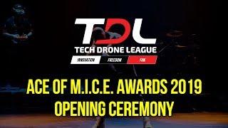 Ace of M.I.C.E. Awards 2019 - TDL Opening Ceremony
