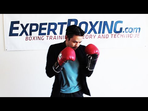 Basic BOXING FOOTWORK Drills
