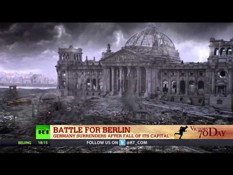 The Battle for Berlin: Final chapter of WW2