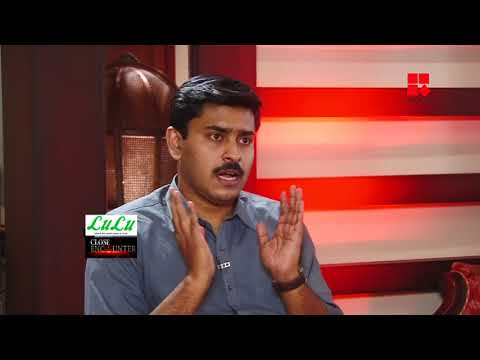 CLOSE ENCOUNTER with  THUSHAR VELLAPPALLY