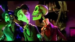 Труп невесты джаз скелетов