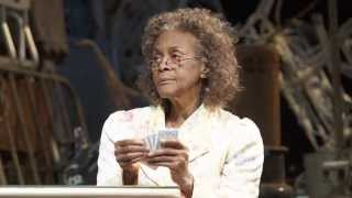 Opening Night of THE GIN GAME on Broadway, Starring Cicely Tyson & James Earl Jones