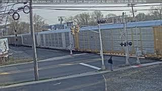 4- 18-2019 18:04 sb auto rack CSX 236 Q262